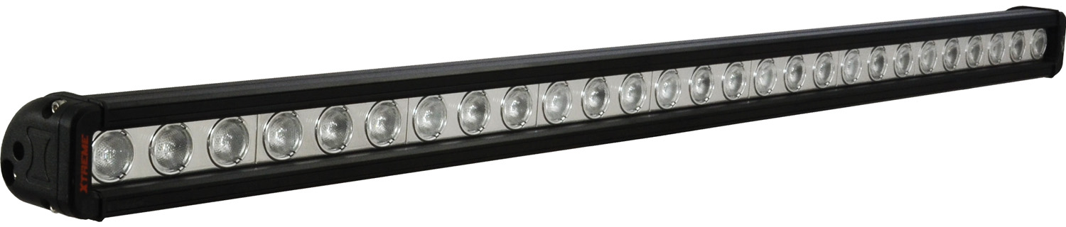 35 inch XMITTER LOW PROFILE XTREME BLACK 27 5W LED'S 40ç WIDE