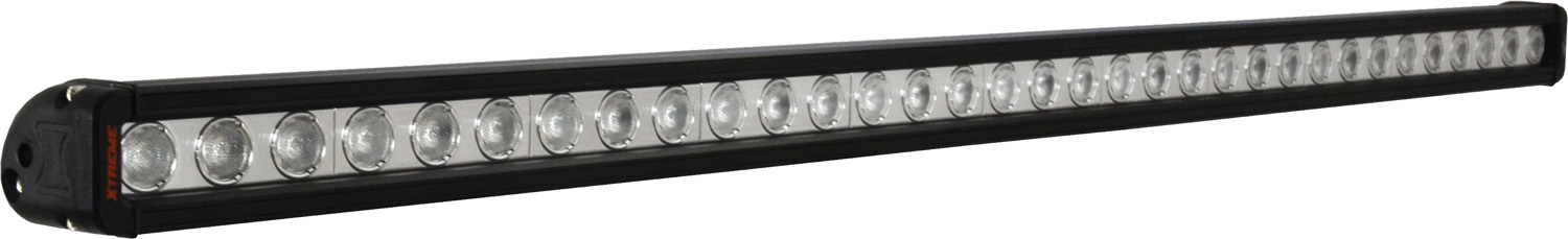 42 inch XMITTER LOW PROFILE XTREME BLACK 33 5W LED'S 40ç WIDE