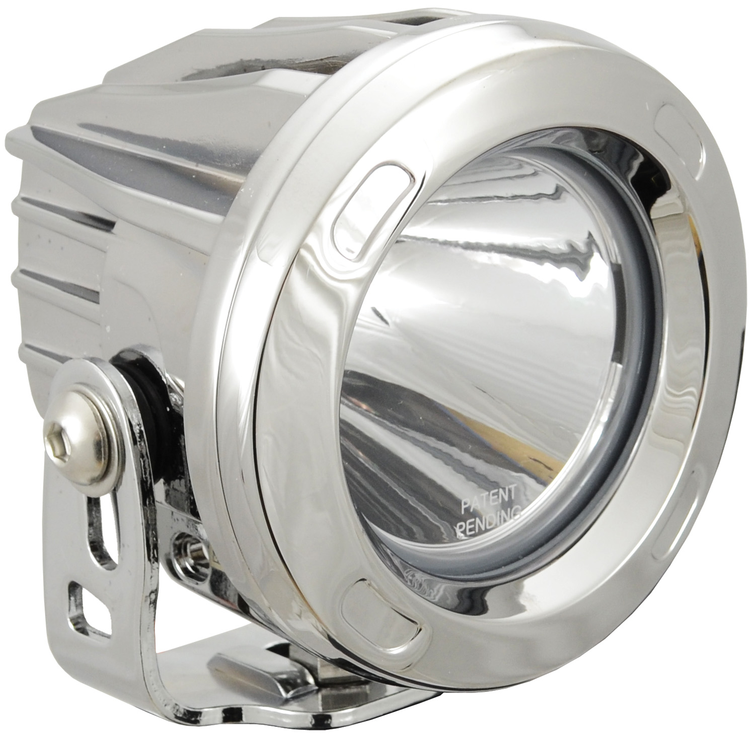 OPTIMUS ROUND CHROME 1 10W LED 60ç FLOOD