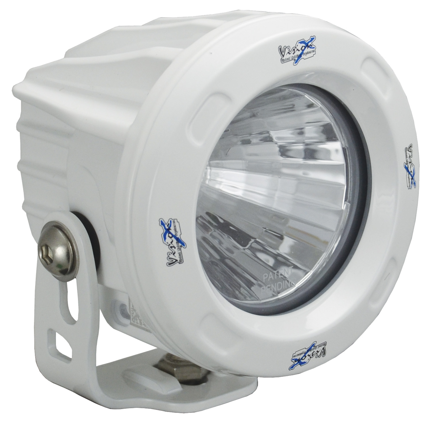 OPTIMUS ROUND WHITE 1 10W LED 20ç MEDIUM