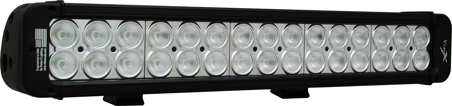 "18"" XMITTER PRIME LED BAR BLACK THIRTY 3-WATT LED'S 40 DEGREE WI"