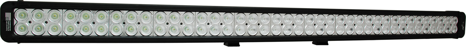 "43"" XMITTER PRIME LED BAR BLACK SEVENTY EIGHT 3-WATT LED'S 40 DE"