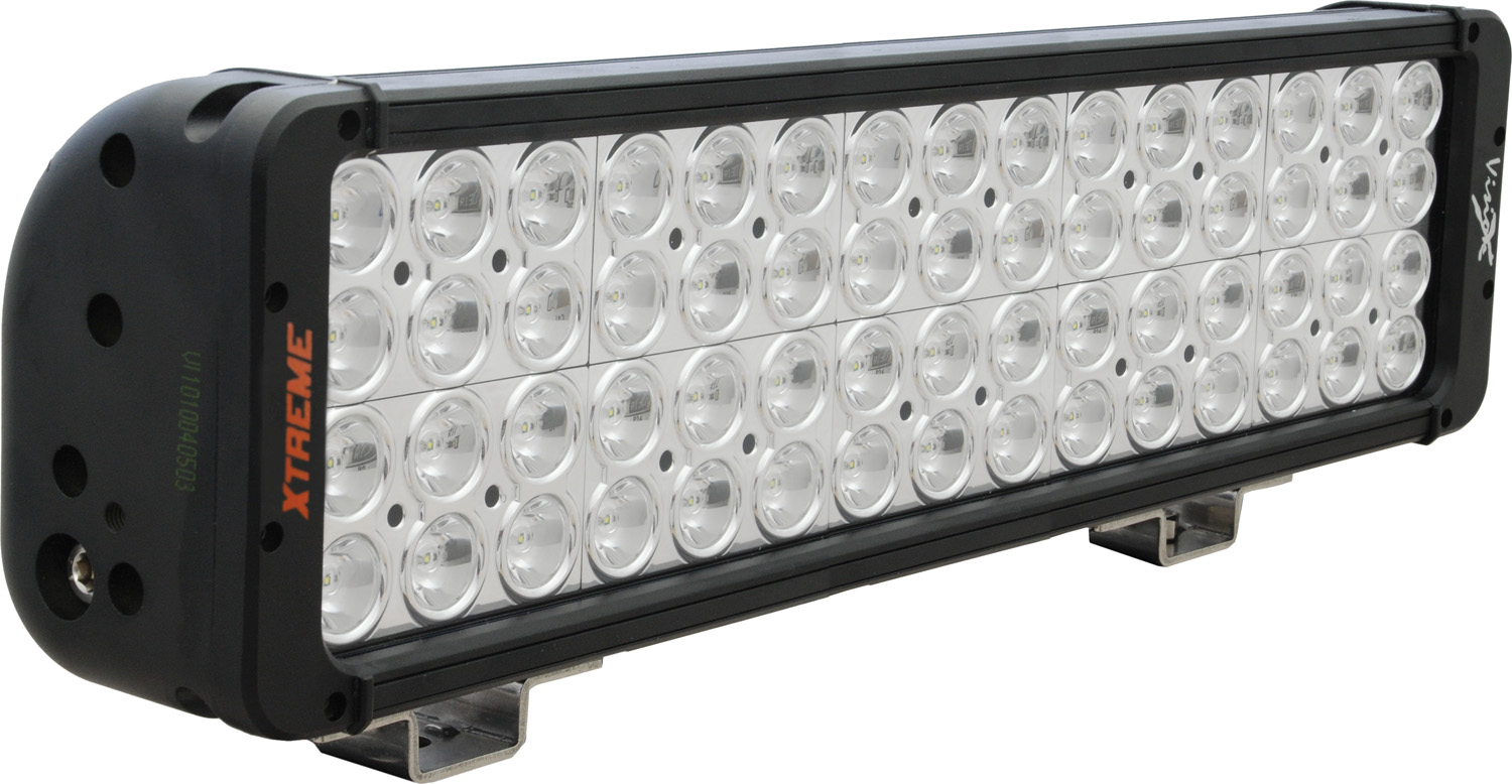 18 inch XMITTER PRIME XTREME LED BAR BLACK 60 5W LED'S 10ç NARROW