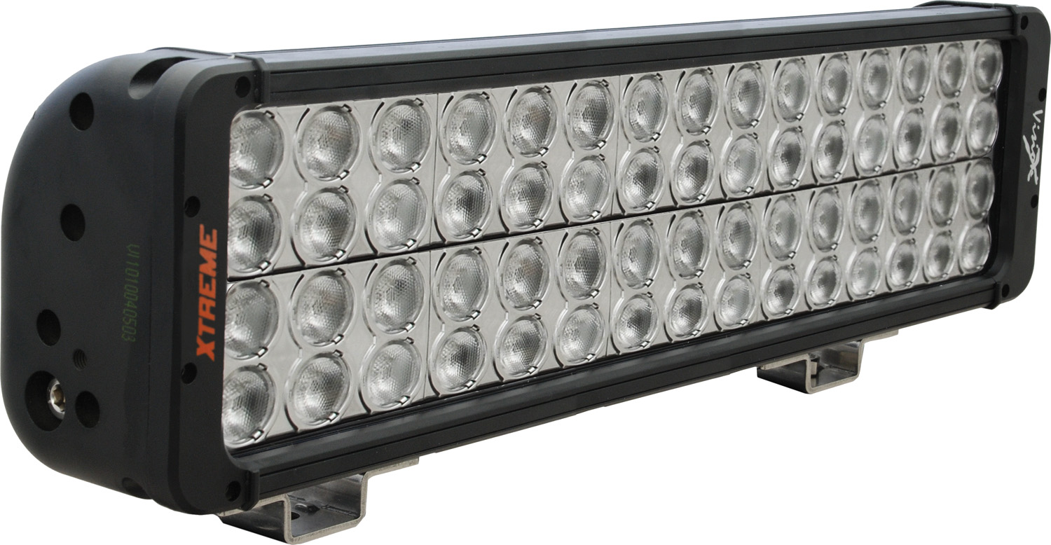 18 inch XMITTER PRIME XTREME LED BAR BLACK 60 5W LED'S 40ç WIDE