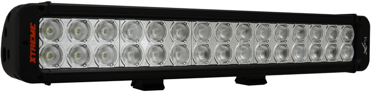 "18"" Xmitter Prime Xtreme LED Bar Black Thirty 5-Watt LED's 40 De"