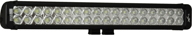 "21"" Xmitter Prime Xtreme LED Bar Black Thirty Six 5-Watt LED's 1"