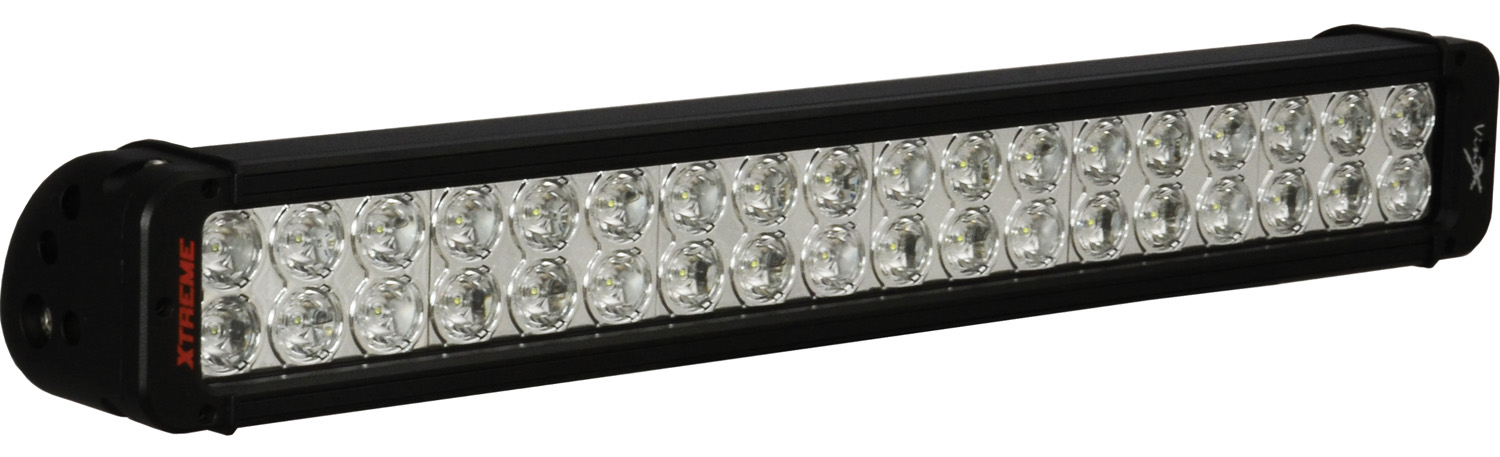 "21"" XMITTER PRIME XTREME LED BAR BLACK 36 5W LED'S CUSTOM"