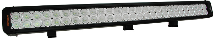 30 inch Xmitter Prime Xtreme LED Bar Black Fifty Four 5-Watt LED's 1