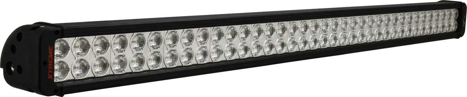 "40"" XMITTER PRIME XTREME LED BAR BLACK 72 5W LED'S CUSTOM"