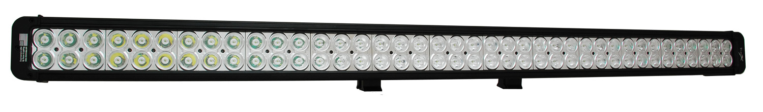 "43"" XMITTER PRIME XTREME LED BAR BLACK 78 5W LED'S 40ç WIDE"