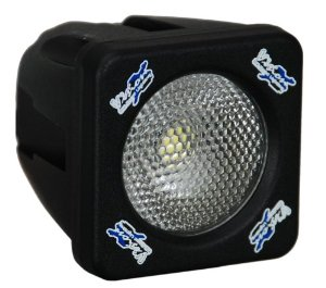Vision X 2 inch SOLSTICE SOLO BLACK 10-WATT LED POD 35° WIDE BEAM