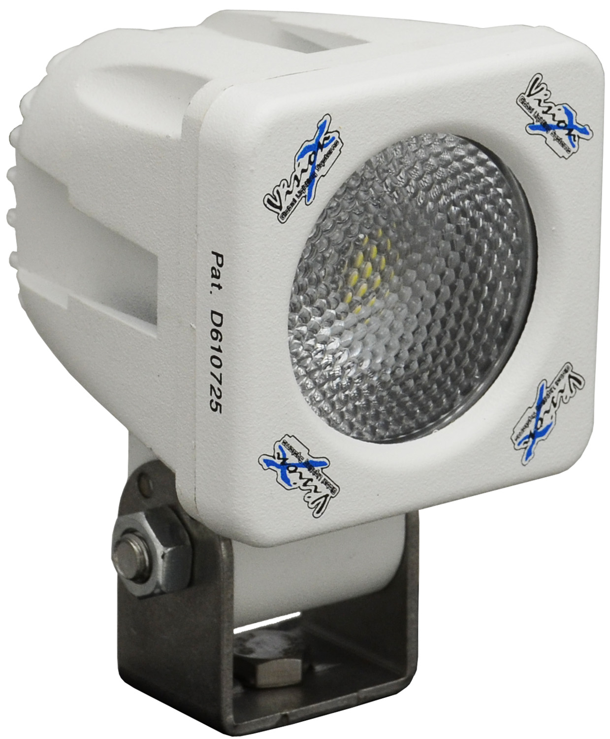 "2"" SOLSTICE SOLO WHITE 10W LED 15° MEDIUM"