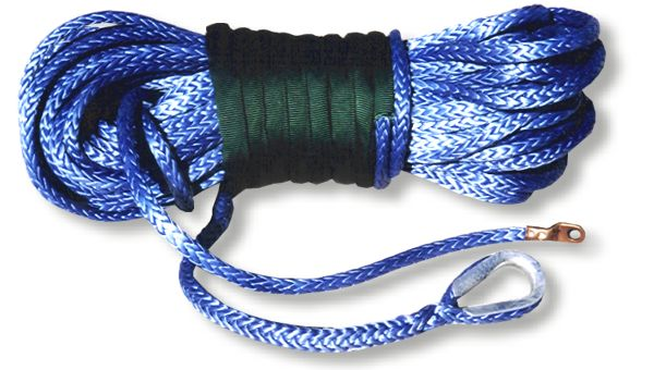 Amsteel Blue Winch Rope 5/16 inch X 125'