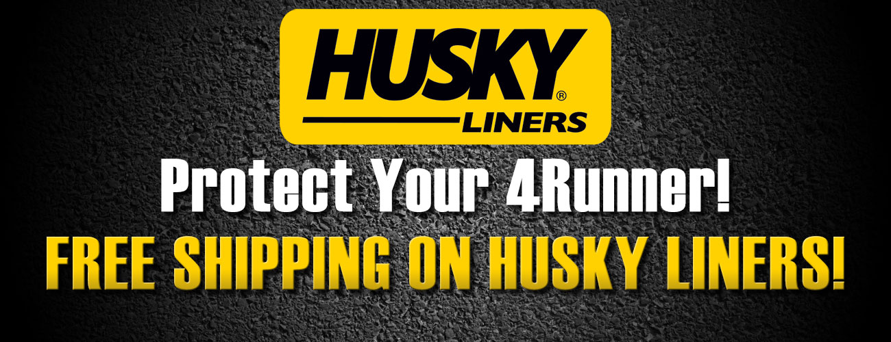 Order your Husky Liner today!