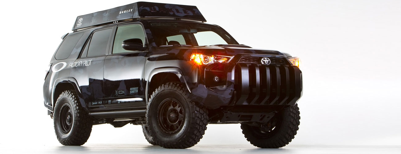 Pure 4runner Accessories Parts And Accessories For Your
