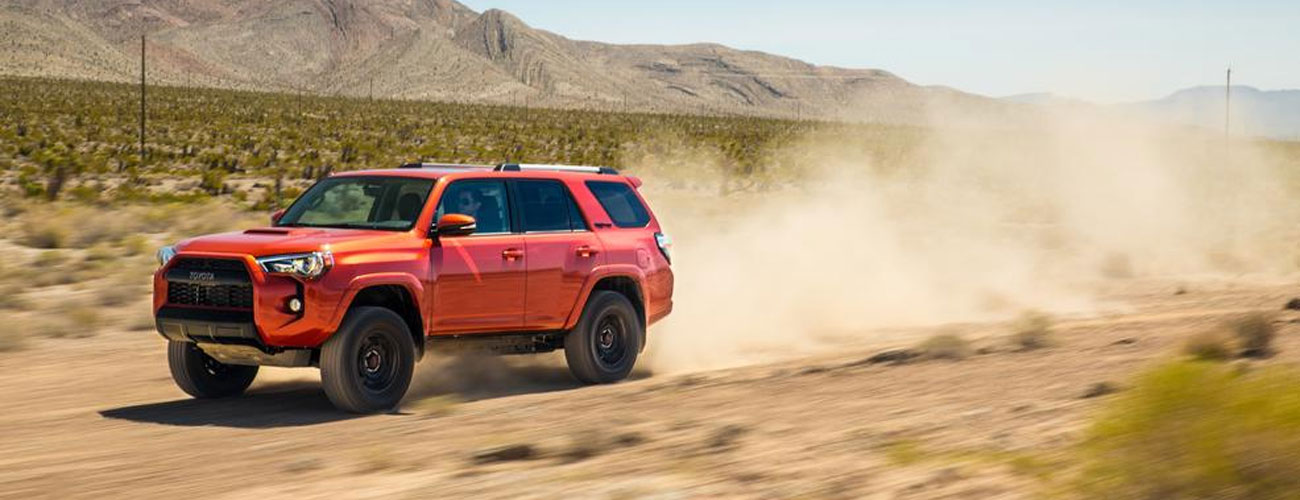 Let's Outfit Your 4Runner to go Places!