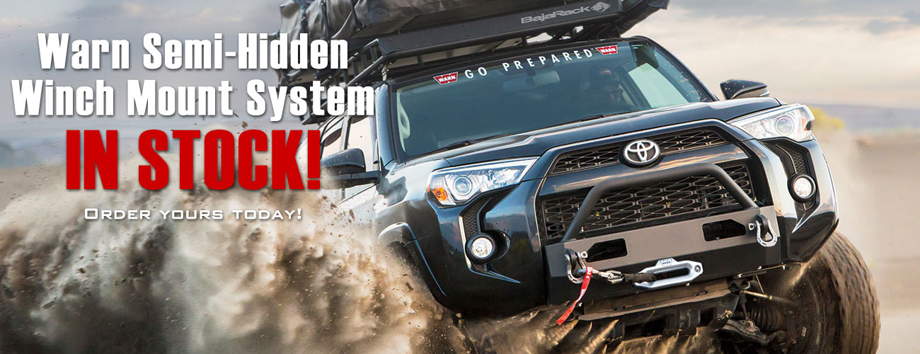 Warn Hidden Winch System Info