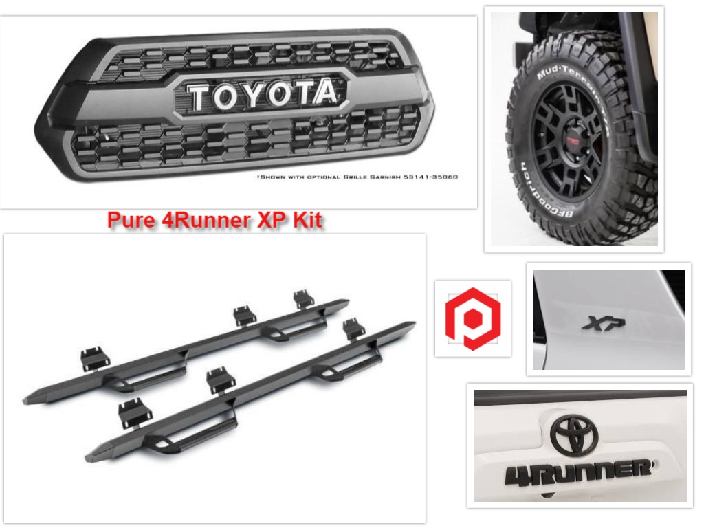 Toyota XP Predator Type Kit - 2014+ *CALL FOR PRICE & FITMENT*
