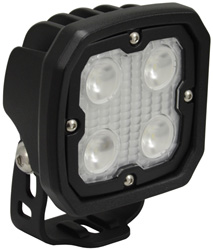 DURALUX WORK LIGHT 4 LED 90 DEGREE
