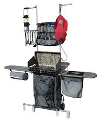 Portable camp kitchen - Mesa Model - by Grub Hub USA