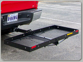 B-Dawg Folding Dreadnaught Steel Rimmed Cargo Carrier