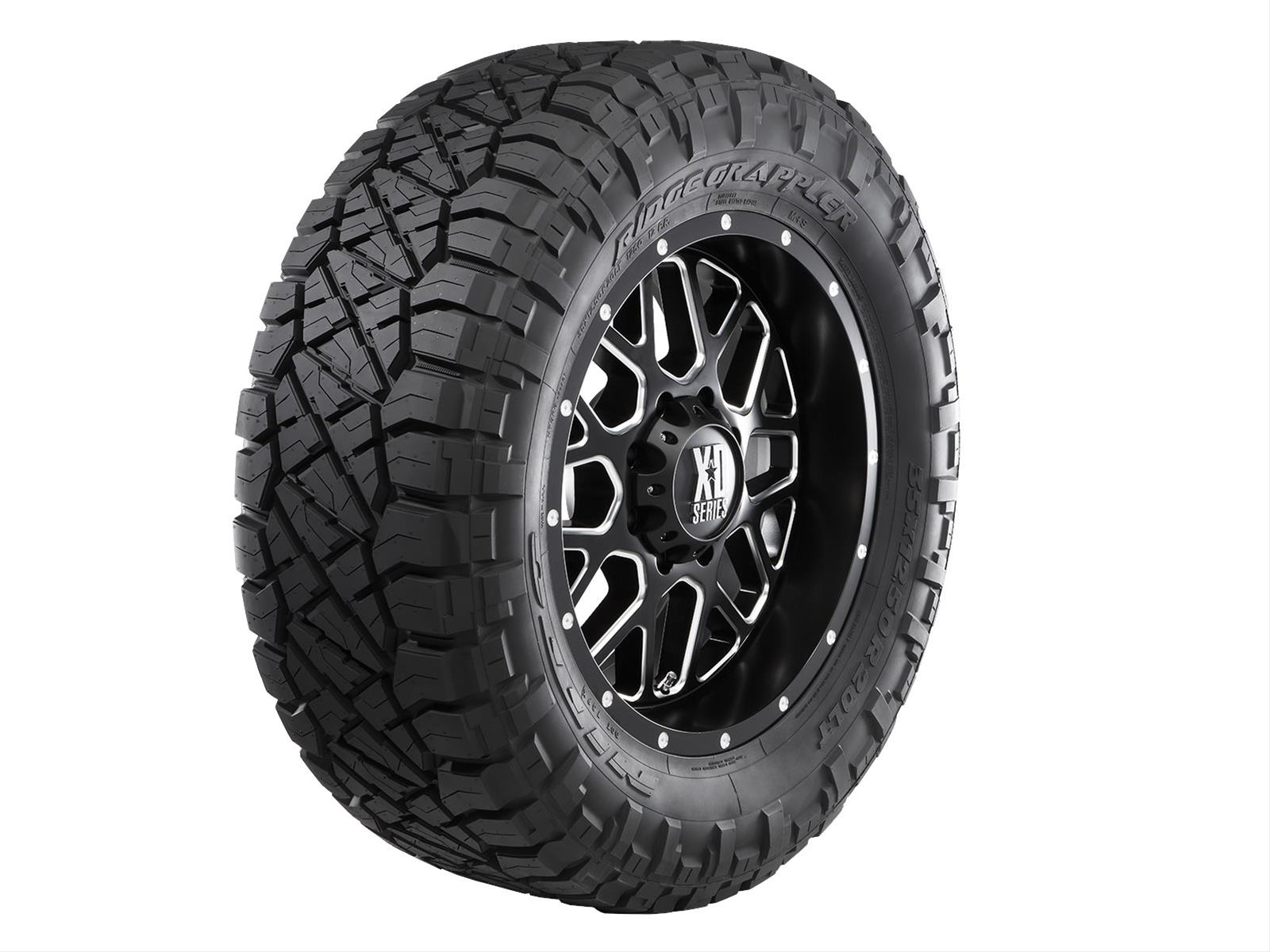 Nitto Ridge Grappler 37/13.5/R17