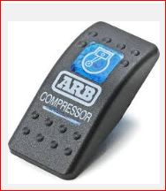ARB Switch for Air Locker Compressors