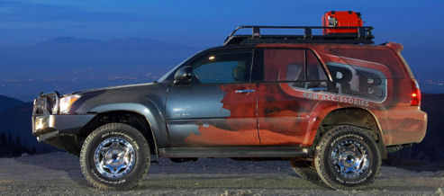Arb Alloy Roof Rack W Mesh Floor 70x44 4913010m 1 027 90 Pure 4runner 5th Gen 4runner Mods And 4runner Accessories