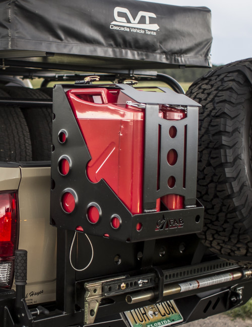 C4 Fab Dual Jerry Can Holder