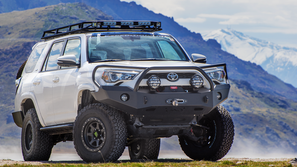 Expedition One 4 Runner 5th Generation Front Bumper 2014+