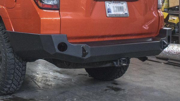 Expedition One Trail Series Base Rear Bumper 2010+