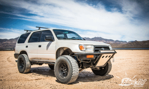 Advanced Fiberglass Concepts : Pure 4Runner, 5th Gen 4Runner Mods