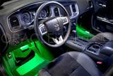 Oracle Ambient LED Lighting Footwell (etc.) Kit - Green