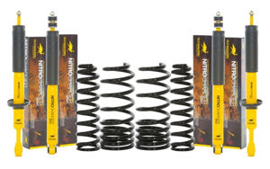 4RUNNER OME NITROCHARGER SPORT Suspension Kit 2010+ - Medium