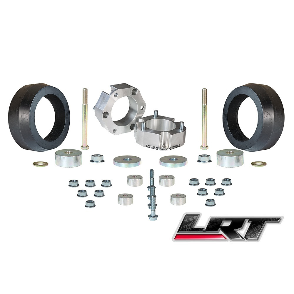 "Low-Range Off-Road 4Runner | 2007-2014 FJ Cruiser LRT 3"" KDSS friendly Lift Kit 2003+"