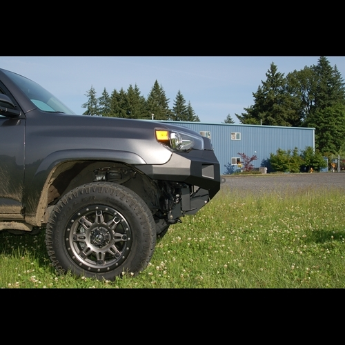 Metal Tech 5th Gen 4Runner *TRD PRO* (2014+) Fortress Front Bumper Stage 1