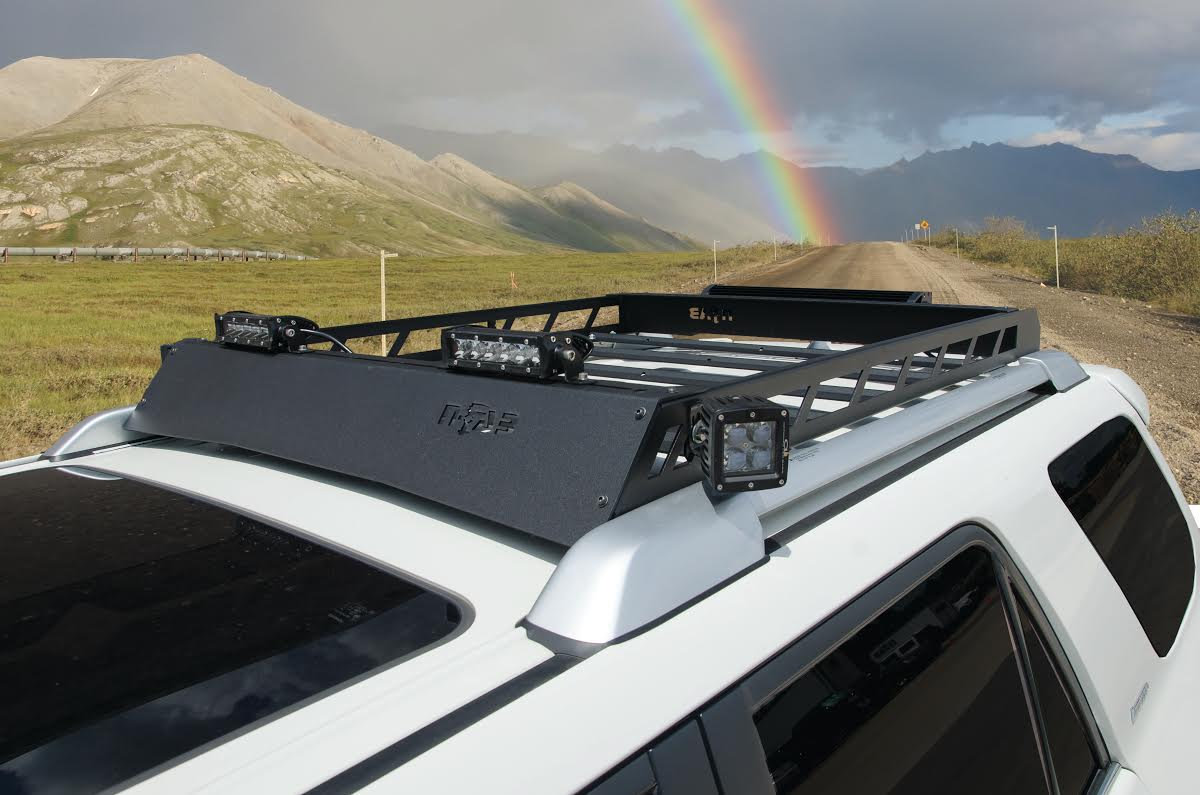 N-Fab 4Runner Roof Rack 2010+