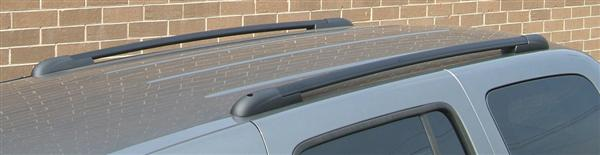 Perrycraft 4Runner Black Aluminum Roof Rack Rails 2003+