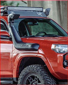 Safari Snorkel for the Toyota 4Runner 2010-2018