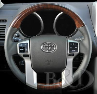 B&I Steering Wheel Trim (1pc)