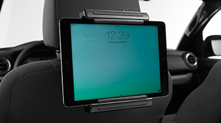 Toyota Universal Tablet Holder 2015-2016