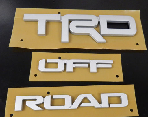 TRD Off-Road Emblem or Side Overlay