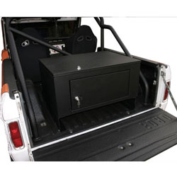 Tuffy Rear Cargo Security Lockbox - Free Shipping