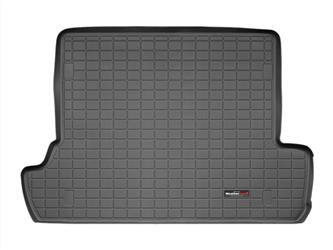 WeatherTech Cargo Area Liner - Black- to back of 2nd Seat - 2010+