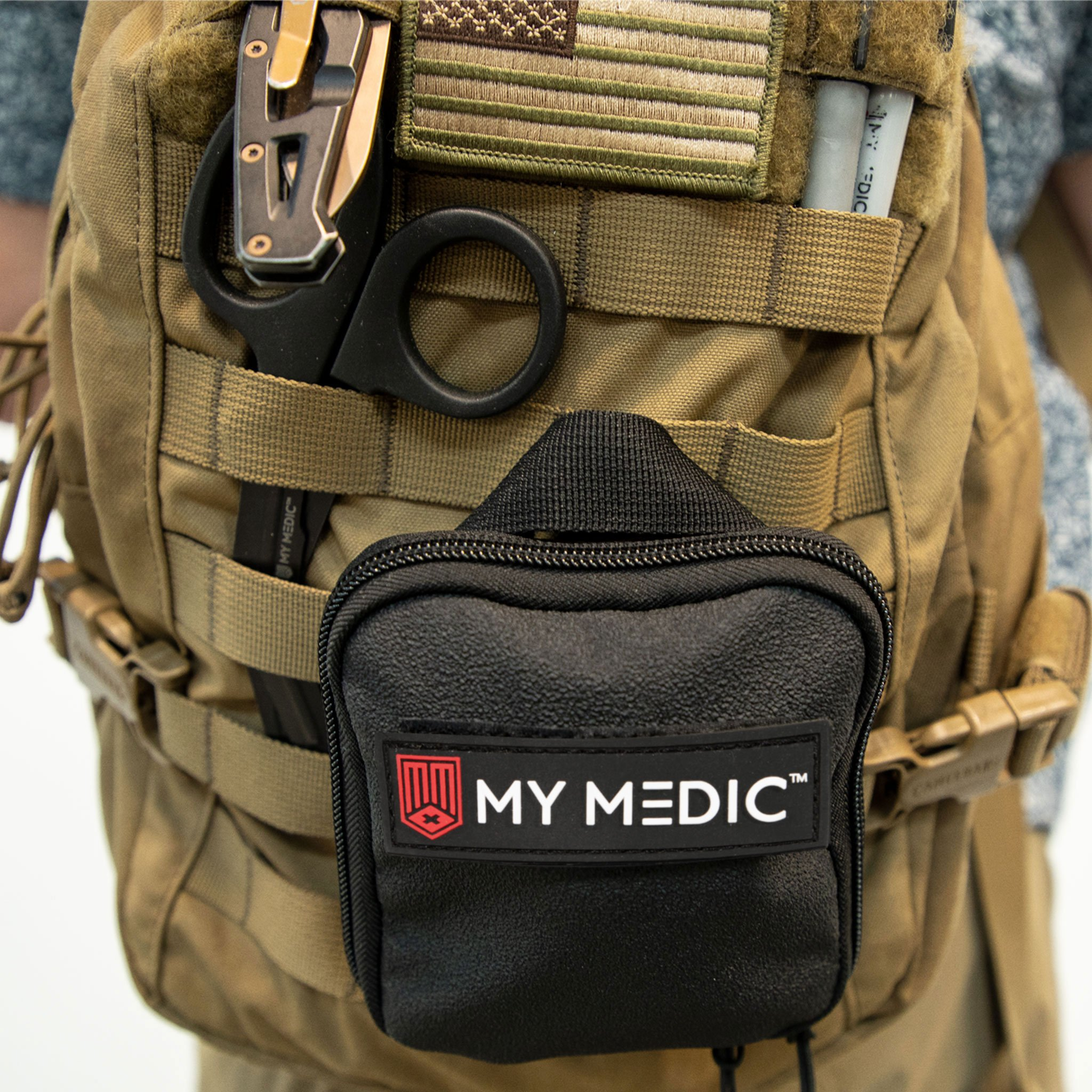 Every Day Carry First Aid Kit