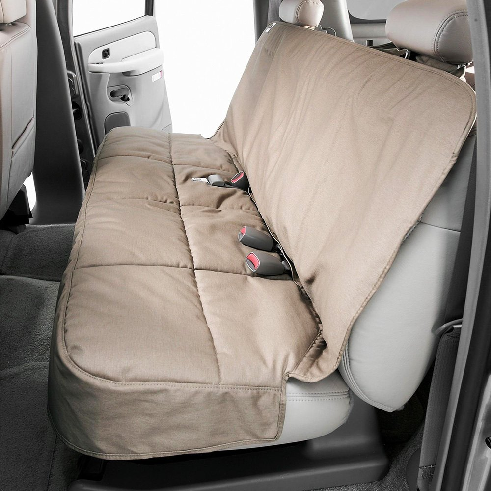 CoverCraft Rear Seat Cover SR5 Canine Friendly (Set of 2) - SAND