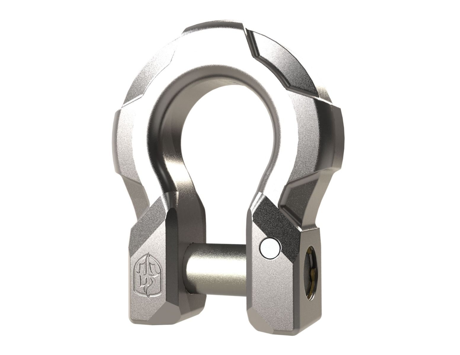 Road Armor iDentity Aluminum Shackle -Raw - 1994+