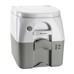 Domestic 5 Gallon Portable Camping Toilet