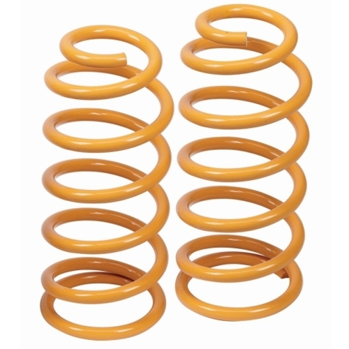 Ironman 4x4 FJ Cruiser/03+ 4Runner Coil Springs Rear - Constant Load