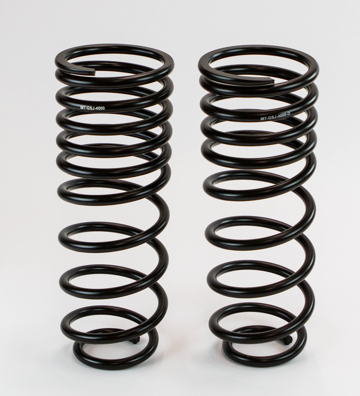Metal-Tech FJ/4Runner Rear Long Travel Coil Springs - Medium